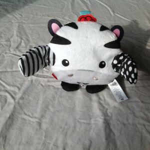 Longueuil - Jouet - FISHER-PRICE Peluche rigolote jungle Roscoe