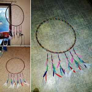 Hula Hoop Dream Catcher