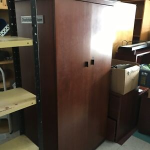 Mahogany Armoires for SALe