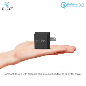 Elzo quick Charger 2.0/ 18W Brand New in Box