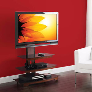New Whalen flat panel tv stand.