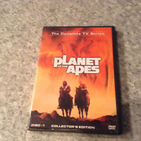 Planet of the Apes the complete tv series Disc 1