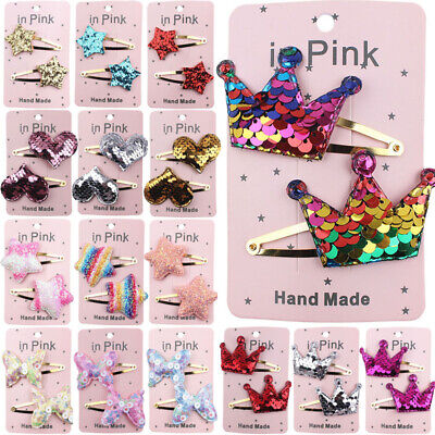 1pair cute butterfly hairpin baby girls kids hair clip bobby pins accessories](Cute Couple Kids)