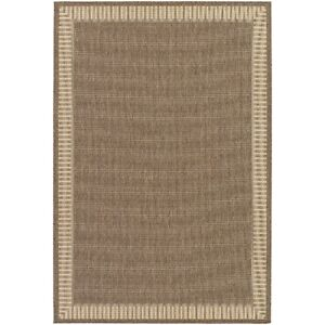"""Charlton Home Westland Coco Natural Outdoor Area Rug 5""""3x7'6"""