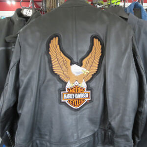 Mackie's Men's Leather Motorcycle Jacket ONLY $120 Re-Gear