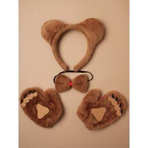 Teddy Bear Costume Ebay