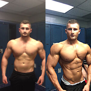 Personal Trainer /Diet and Training Plans/ Competition Prep