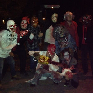 High school students wanted for haunted house! Peterborough Peterborough Area image 1