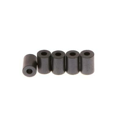 100x Ferrite Sleeve Core Emi 3.5x5x1.5mm Cores Ring Filter Toroidal Ferrite Bead