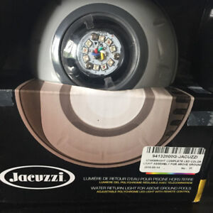 Jacuzzi pool light replaces water return BRAND NEW