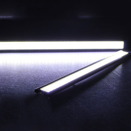 2pc Marine Grade Large Super Bright 12 volt Cool White LED Courtesy Lights