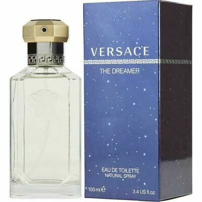 Versace The Dreamer 100ml EDT Mens Gents Fragrance Aftershave Cologne