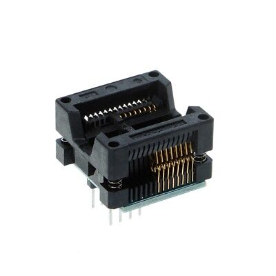 Sop16 To Dip8 Adapter 300mil Socket Ic Programmer For Ezp2010 Ezp2013 Rt809f Ch3