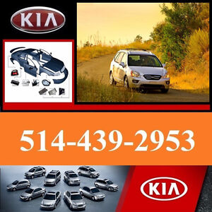 Kia Rondo ■ Ailes et Pare-chocs ► Fenders and Bumpers