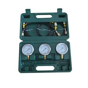 Hydraulic Pressure Test Kit 9 Test Couplings 200052