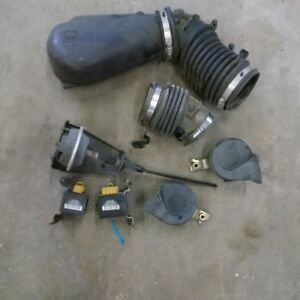 S10 Pickup, Air Cleaner hoses, cruise control, air bag sensors