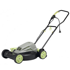 LawnMaster 18 inch Electric Lawnmower - ME1018X