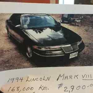 1994 Lincoln Mark Series