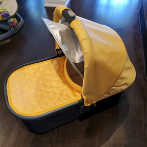 Uppababy bassinet Yellow