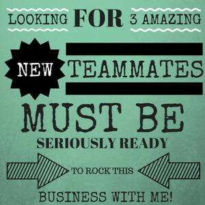 Looking For Teammates