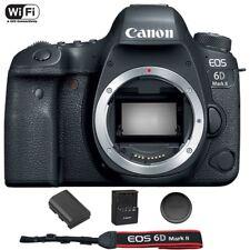 Canon EOS 6D Mark II / MK 2 Digital SLR Camera (Body) President