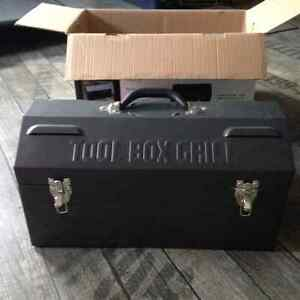 TOOL BOX CHARCOAL BBQ