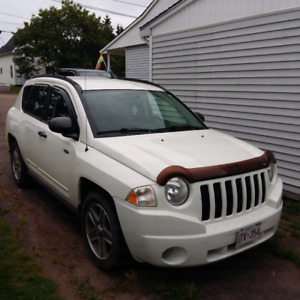 2008 jeep compass 4wd