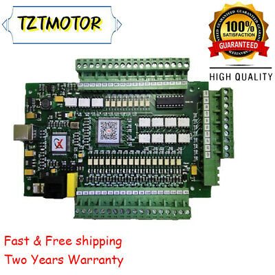 Mach3 3-axis Cnc Controller Card Motion Controller Interface Engraving Machine