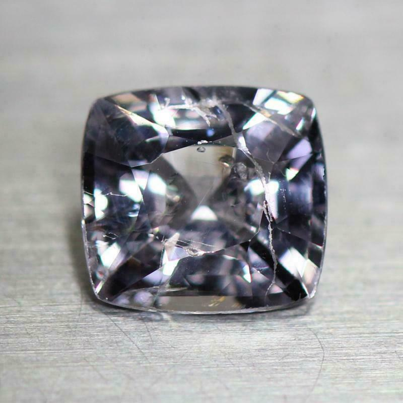 1.81 CTS_BREATHTAKING NICE SPARKLE_100 % NATURAL UNHEATED BURMESH GRAY SPINEL