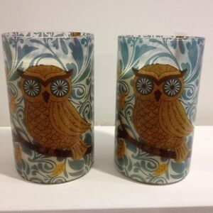 Scented Owl Candles