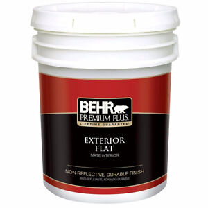 BUYING: 1 to 5 gallon buckets of Latex / Acrylic paint
