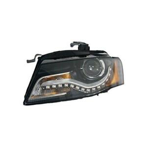 2009-2010 Audi A4 Driver Side Hid Headlight Lens And Housing - Best Value ®