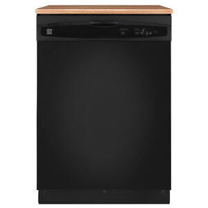 Kenmore portable dishwasher 18 months old