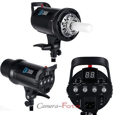 Godox DE-300 300W Flash LED Display Strobe Head for Studio Photo Lighting Kit