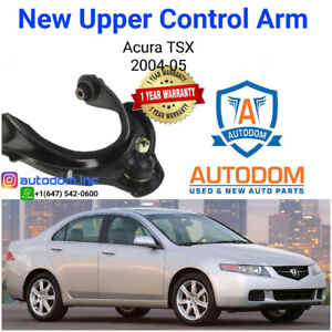 New Upper Control Arm Acura TSX 2004-05