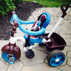 Little Tikes 4-in-1 Sports Edition Tricycle / Trike girls boys