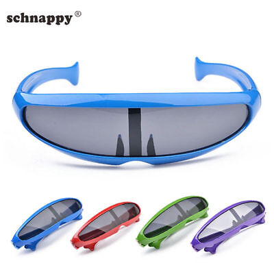 Baby Boys Girls Stylish Robot Sunglasses Waterproof  Riding Photography (Photography Sunglasses)