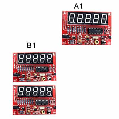 Digital Led 1hz-50mhz Crystal Oscillator Frequency Counter Meter Tester Diy Kit