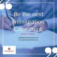 Be the next Immigration Consultant