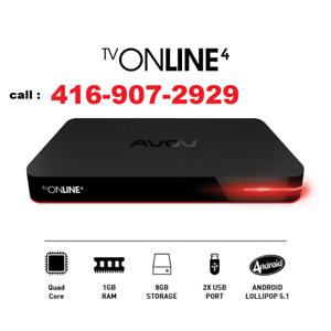 IPTV BOX, ANDROID IPTV , MAG TV IPTV SUBSCRIPTION CAL 4169072929