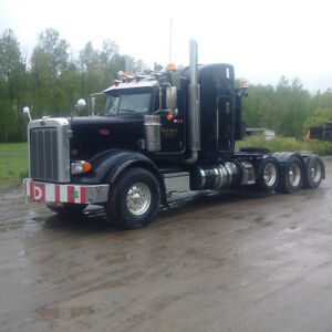 2016 Peterbilt 367 - Float Truck