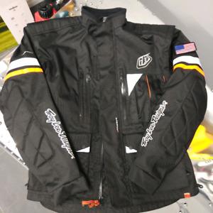 Jacket moto Troy Lee Designs Hydro Adventure Large
