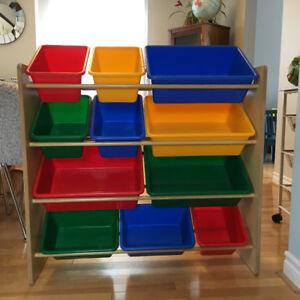 Kids Storage Organizer $40.00