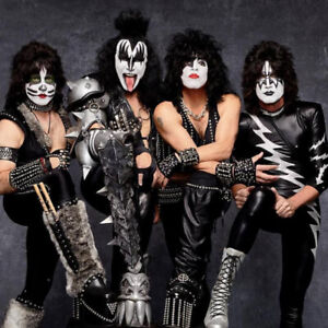 """Kiss""""End of the road"""" tour @ Ottawa and Toronto great Floors!!!"""