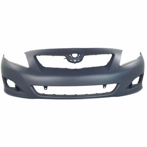 2009 - 2010 TOYOTA COROLLA SEDAN BUMPER TO1000342 5211902989