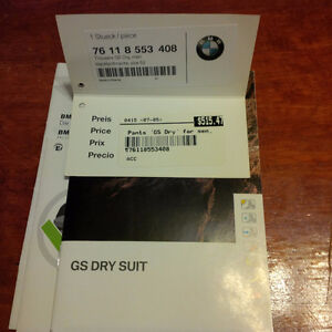 BMW GS Dry Motorcycle Touring Pants
