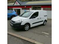 Peugeot Partner 1.6HDi 92 L1 Professional 3 Seat Van Low Mileage Twin Side Doors