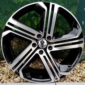"""19"""" R400 Style for VW Audi Seat 5x112 ETC"""