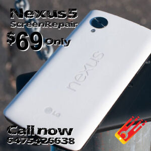 Nexus 5, 5X 6P, Pixel, Samsung, Huawei, iPhone Device Repairs