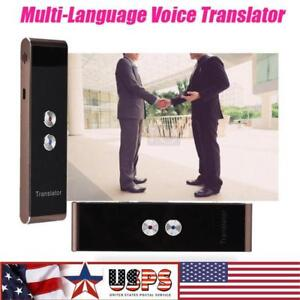 Intelligent Translator 30 Languages Instant Voice Pocket Device Travel Trans US - BRAND NEW - FREE SHIPPING